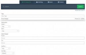 zf wordpress category search advanced