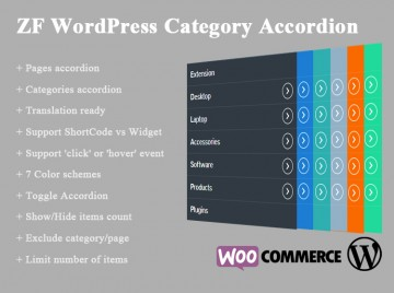 zf wordpress category accordion